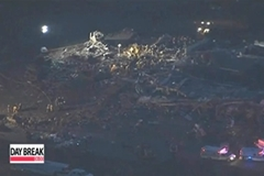 Oklahoma tornado packs 320km/h winds, leaves 24 dead