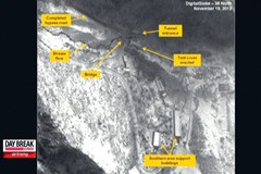 N. Korea Withdraws Workers & Equipments from Punggye-ri Nuclear Test Site