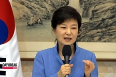 Pres. Park vows to strengthen personnel recruitment system
