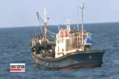 N. Korea frees Chinese fishing boat & 16 crew