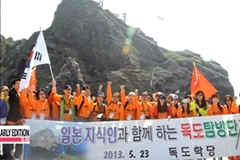 Japanese scholars promote Korea's sovereignty over Dokdo islets