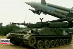 Cross-over: North Korea launches two short-range missiles