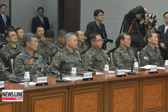 South Korean military gains authority to launch pre-emptive strike against North when necessary