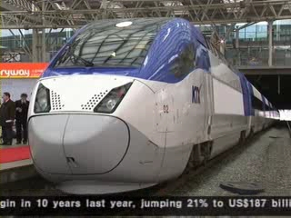 KTX-II Makes its Debut in Busan