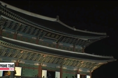 Gyeongbok Palace opens at night