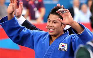 Kim Jae-bum Wins Gold in Men's -81kg Judo