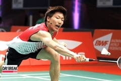 Korea reaches semi-final of Badminton mixed doubles