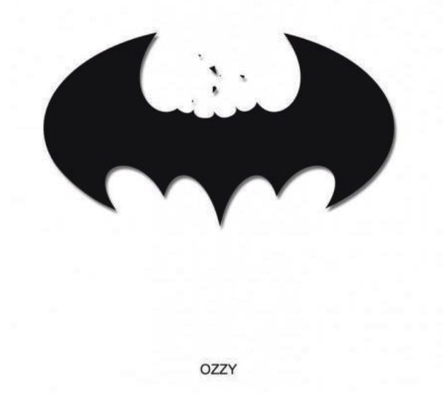 Batman vs Ozzy