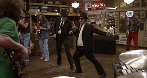 Shake A Tail Feather - Blues Brothers